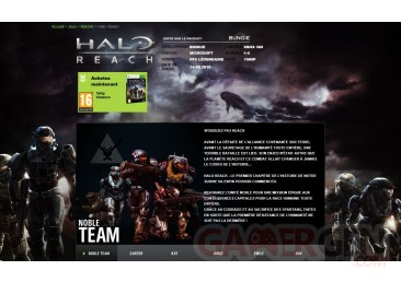 halo reach games on demand