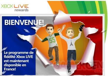 programme fidelité xbox live