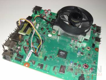 Puce Glitchip-Xbox Slim 4