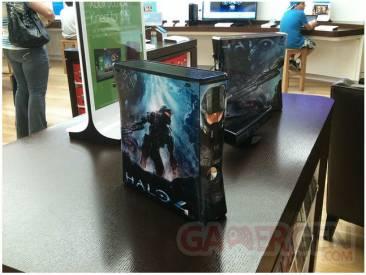Image Console Halo 4