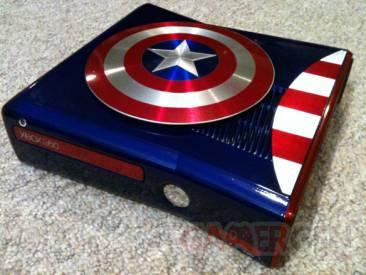 Xbox 360 S Captain America - captures 5.
