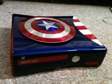 Xbox 360 S Captain America - captures 6