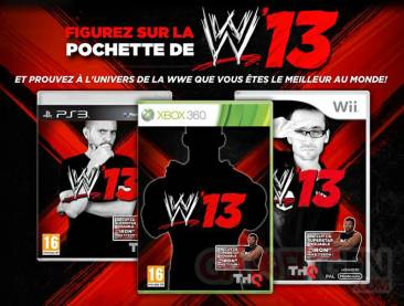 wwe 13 figurez sur la pochette du jeu image capture screenshot 25-10-2012