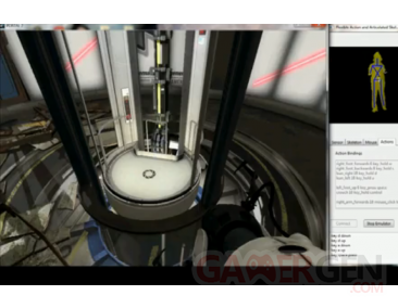 Hack Kinect Portal 2