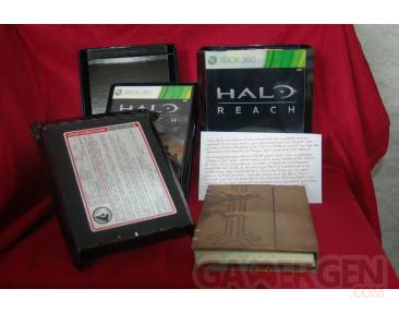 Halo REACH collector XBOX 360 - 6