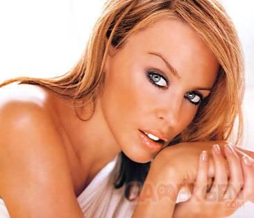 Kylie Minogue Kinect