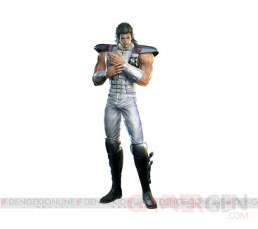 Hokuto Musô musou Fist Of The North Star PS3 Xbox 360 Rei