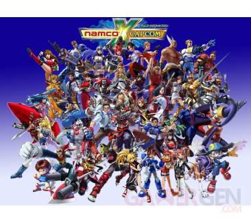 Namco VS Capcom Rumeur PS3 Xbox 360 1