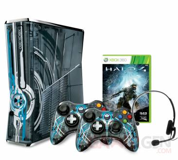 Xbox 360 Halo 4 officielle 2