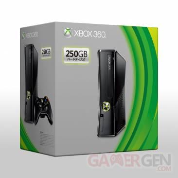 Xbox 360 S 250go-NO Kinect