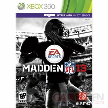 madden 13 kinect
