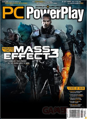 PC Powerplay- édition de Novembre