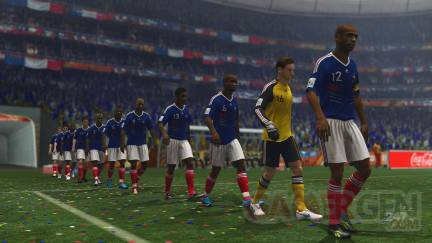 fifa_world_cup_2010_coupe_du_monde France_Walkout