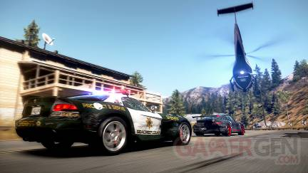 need for speed hot pursuit PC PS3 WII XBOX360 4