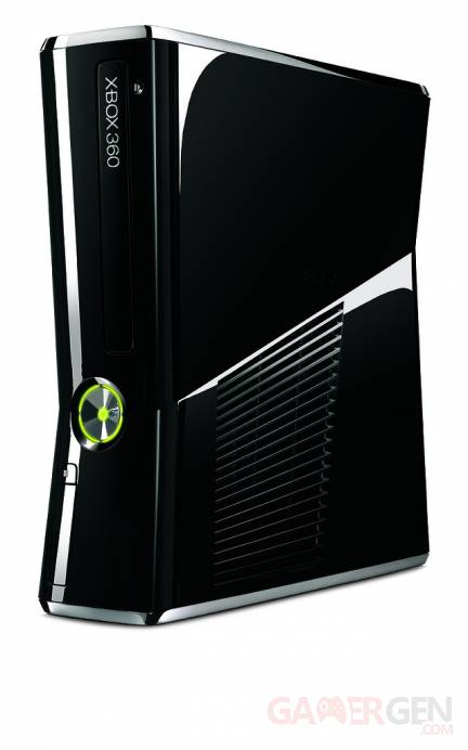 Xbox 360 Slim 1