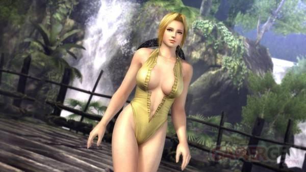 Helena-Dead Or Alive 5 - maillot de bain