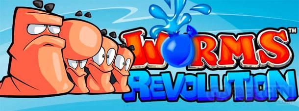 Worms Revolution - screenshots du nouveau moteur 3