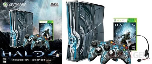 Console Halo 4 officielle-1