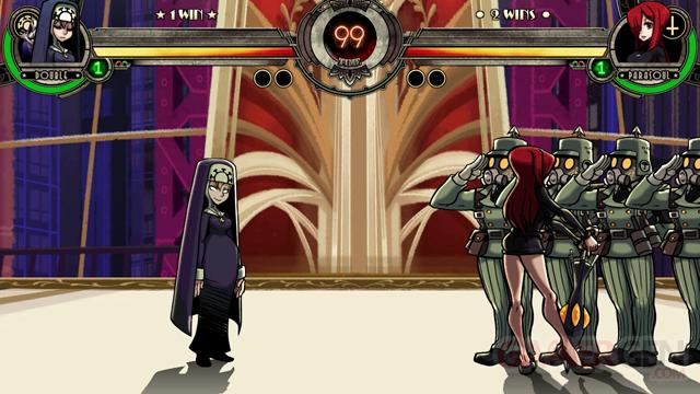 Double - Skullgirls 1