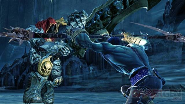 Guerre contre Mort -Darksiders II