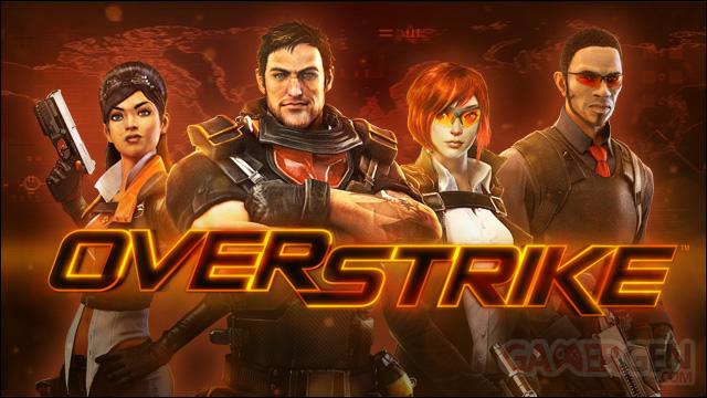 Overstrike - logo