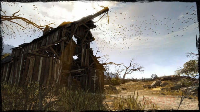 Call of Juarez Gunslinger - capture