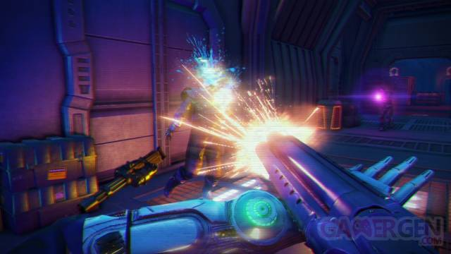 Far Cry 3 -  Blood Dragon vignette