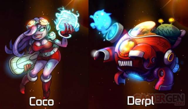 Coco And Derpl - DLC