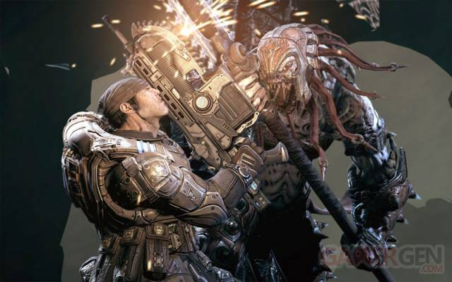 gears of war duel