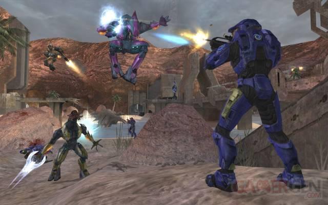 Halo 2 - screen