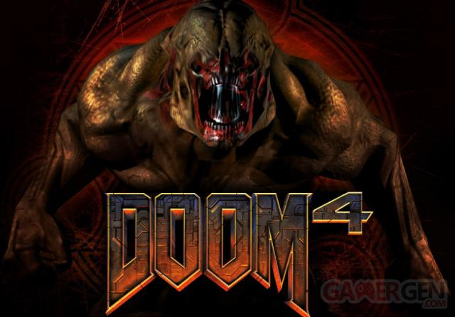 Doom 4-logo