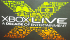 10 ans xbox live xbl10 vignette