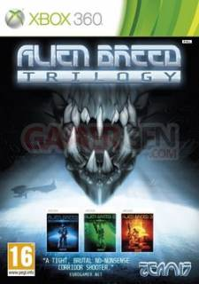Alien Breed Trilogy XBOX360 jaquette