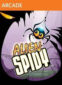 alien spidy jaquette