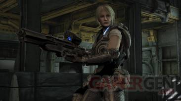 anya stroud sniper rifle gears of war