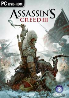 assassin's creed 3 jaquette PC