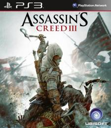 assassin's creed 3 jaquette PS3