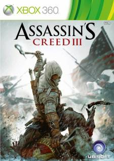 assassin's creed 3 jaquette xbox 360