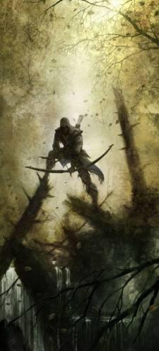 assassin's creed III artwork 03