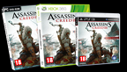 assassin's creed III boite