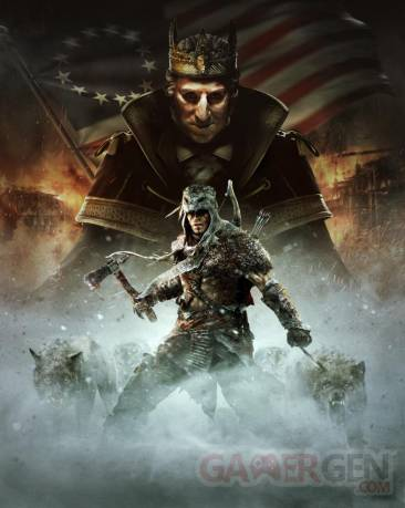 assassin's creed III  DLC La tyrannie du roi Washington