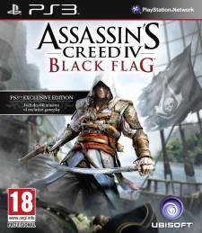 Assassin's Creed IV Black Flag jaquette