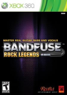 Band Fuse Rock Legends - Artist Pack
