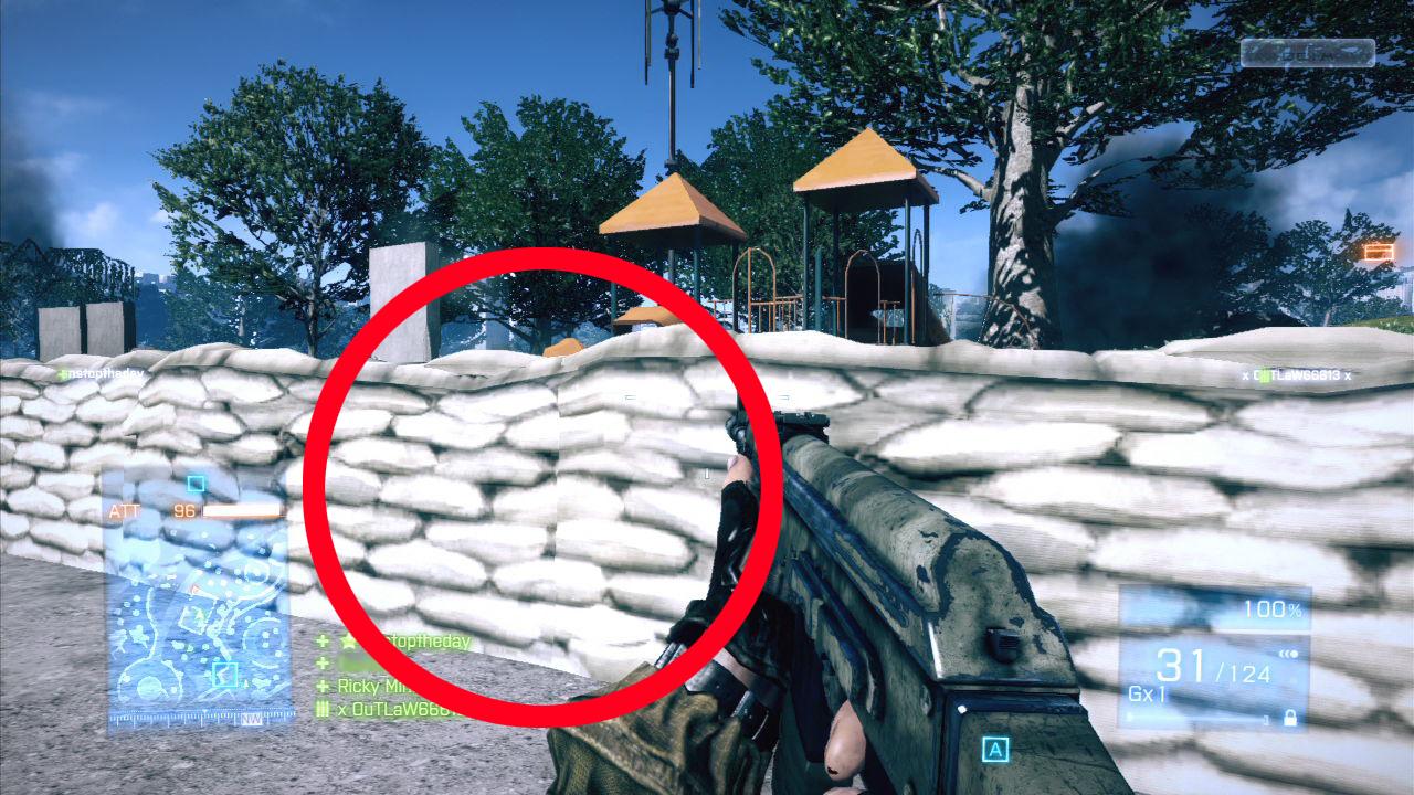 Battlefield 3 basse résolution 1
