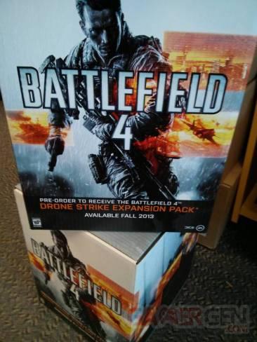 battlefield 4 Drone Strike reservation bonus