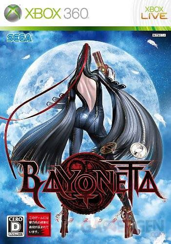 bayonetta couverture test xbox