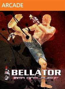 Bellator MMA Onslaught jaquette