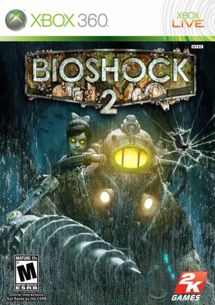 Bioshock 2 Jaquette