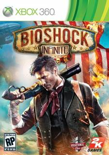 Bioshock Infinite - cover