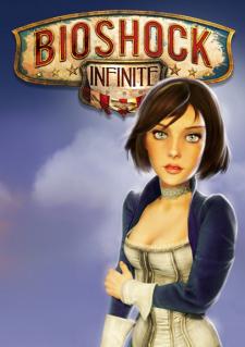 Bioshock Infinite jaquette n1